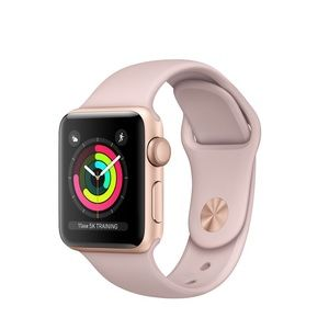 Rose Gold Apple Watch